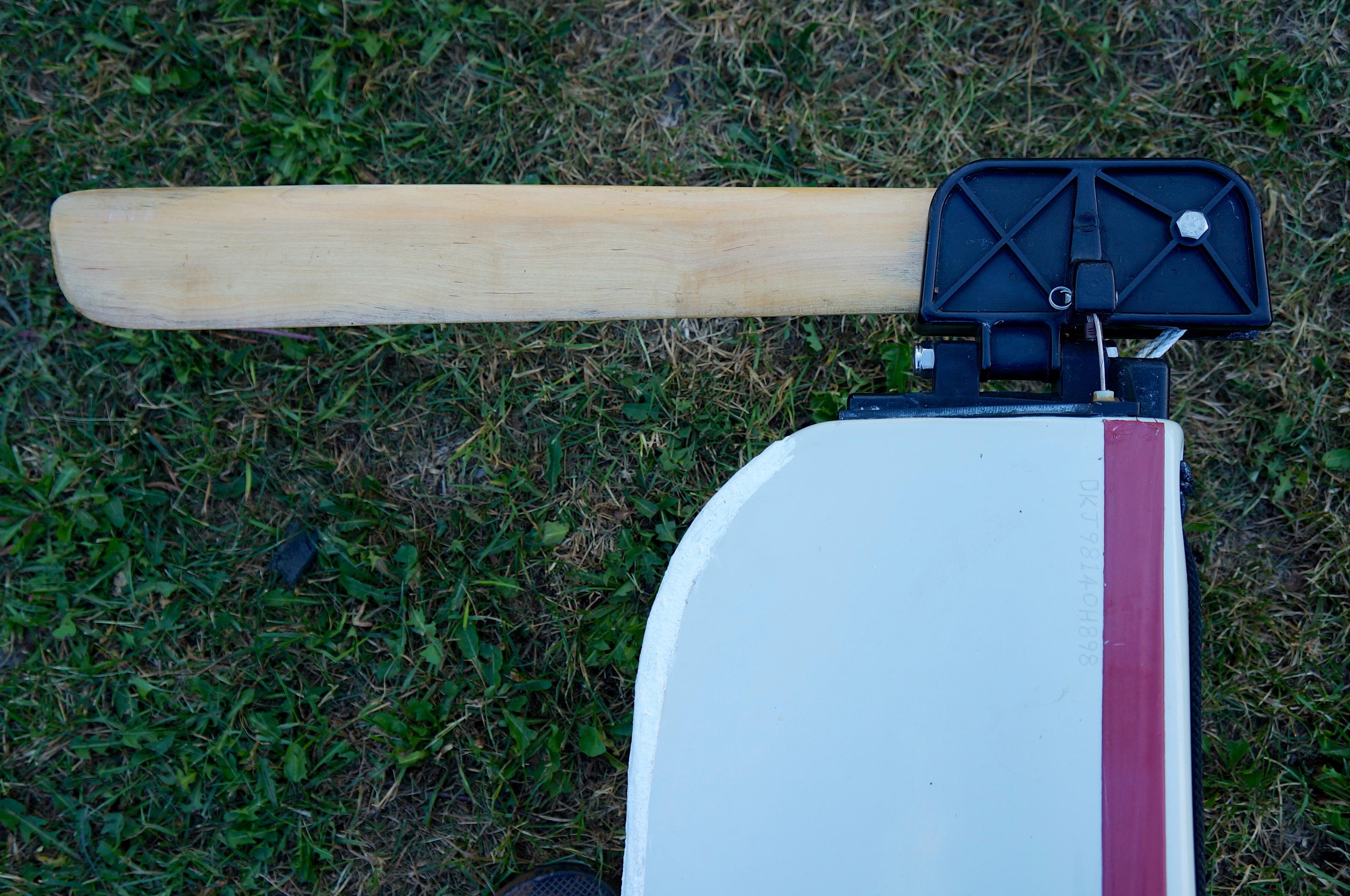 Marda: This Diy kayak rudder kit