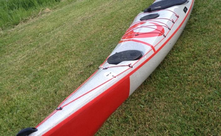 Sea kayak repair – The Art of Paddling