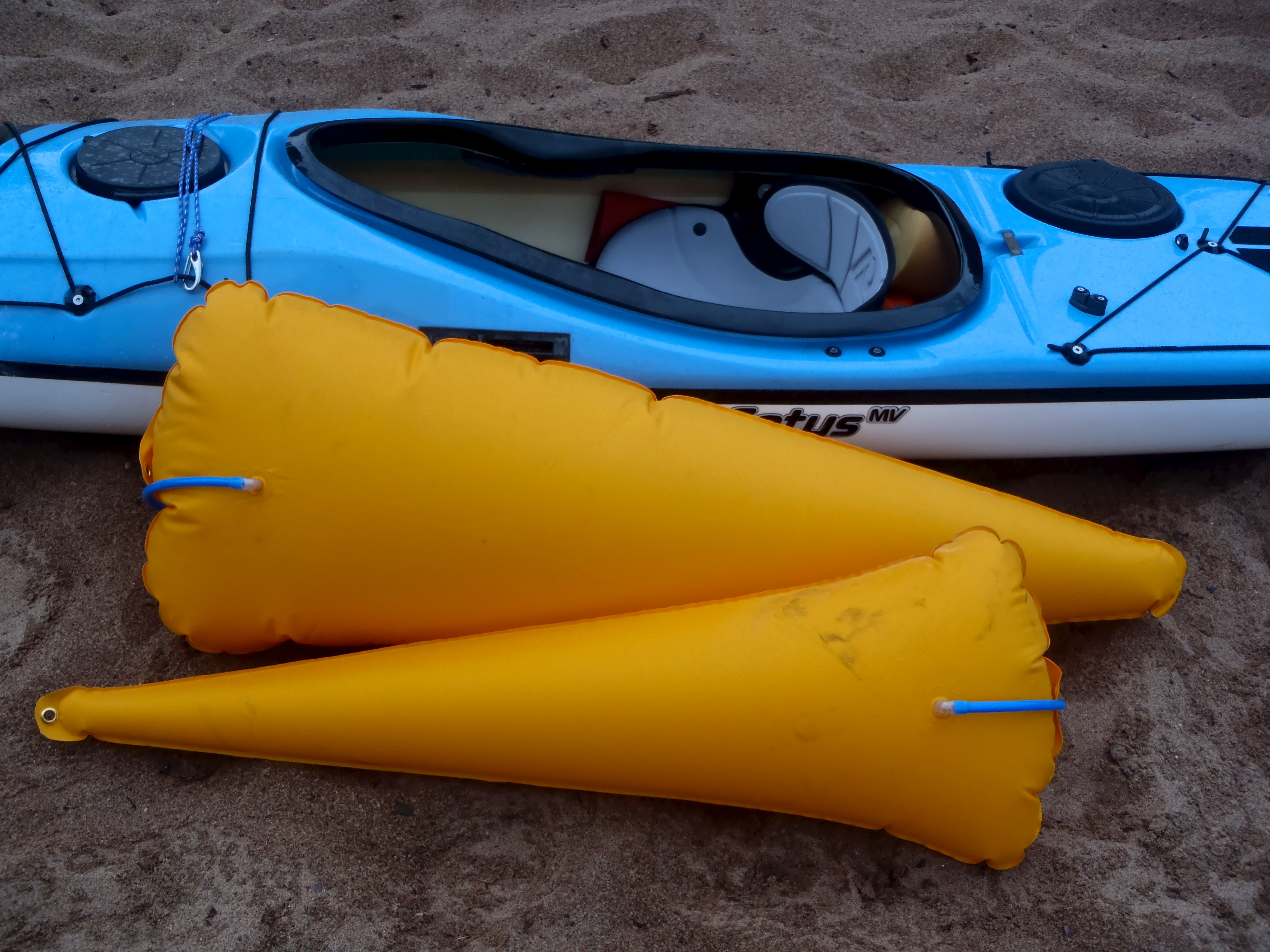 look out for low priced good looking Paddling Tips: Float Bags – The Art of Paddling